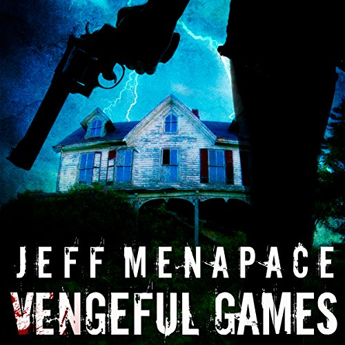 Vengeful Games - A Dark Psychological Thriller cover art