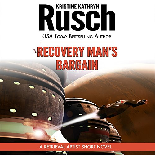 The Recovery Man's Bargain audiobook cover art