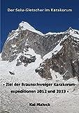 Der Solu-Gletscher im Karakorum (German Edition)