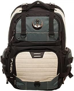 Bioworld Men's Star Wars Rogue One Rebel Backpack