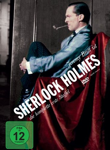 Sherlock Holmes - Staffel 1 [4 DVDs]