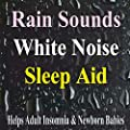 Rain Hitting Metal Carport White Noise for Insomnia