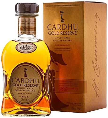 Cardhu Speyside Gold Reserve Malt Scotch Whisky 70 cl