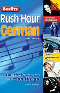 Rush Hour German cover art