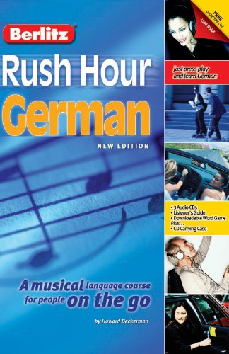 Rush Hour German audiobook cover art