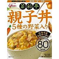 江崎グリコ 菜彩亭親子丼 <150g×80個>