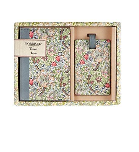 Morris & Co Koffer & Taschenanhänger, Golden Lily (Mehrfarbig) - FG2268