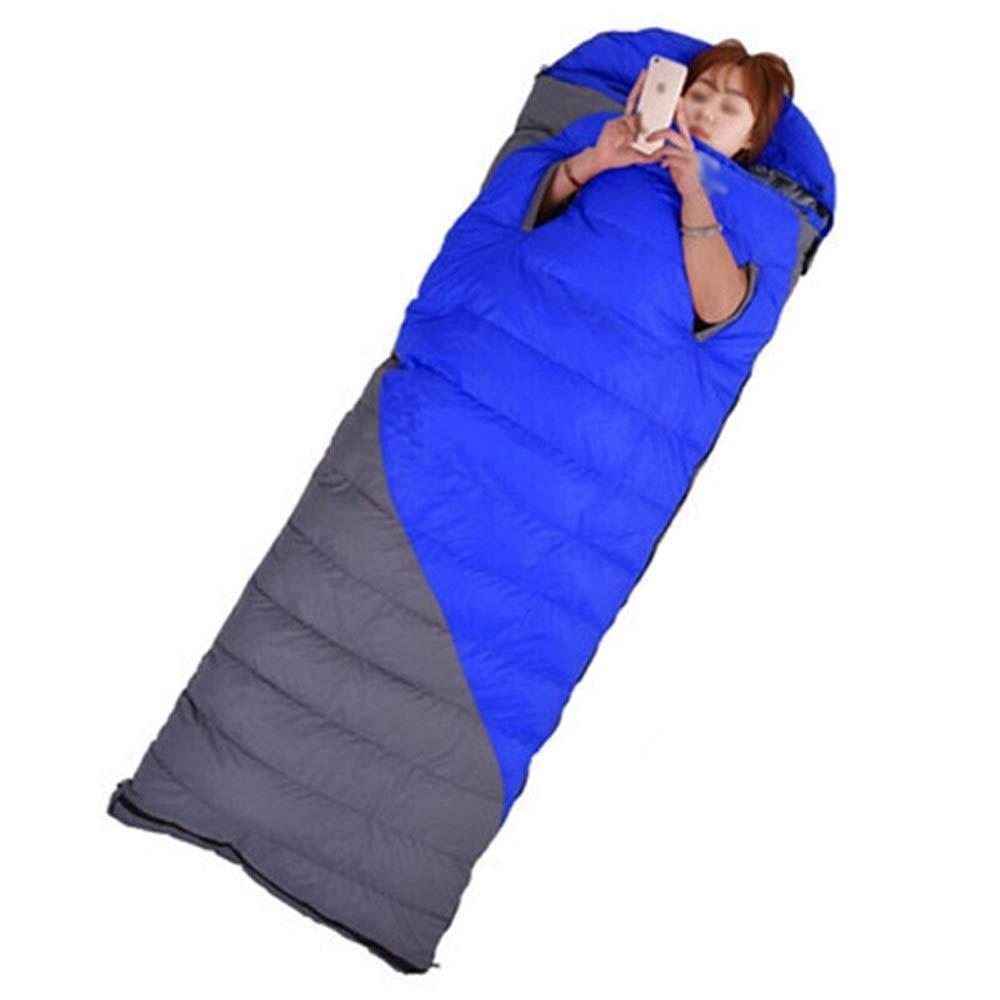 Saco De Dormir para Adultos Sencillo Ultra Liviano 210T De ...