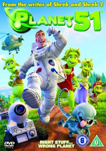 Planet_51_(Planet_One) [Reino Unido] [DVD]