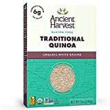 Ancient Harvest Pre-Rinsed Organic Quinoa, Traditional, 12 Ounce-Packaging may vary