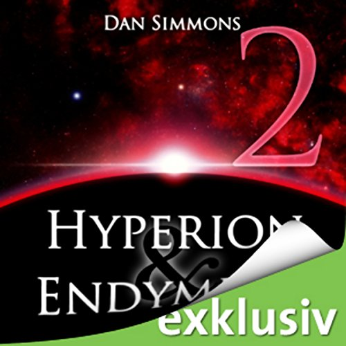 Hyperion & Endymion 2 audiobook cover art