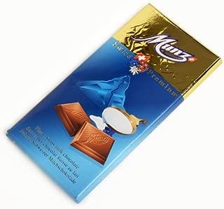 munz dark chocolate
