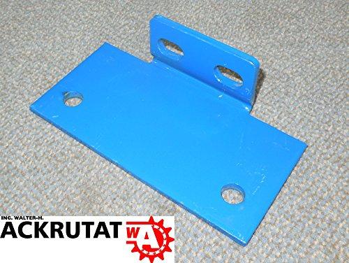 2 Schäfer Palettenregal Regal Rahmen Ständer Fuß Füße Fußplatte PR 600