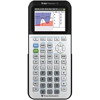 TI-83 Premium CE – Calculatrice graphique – Mode examen