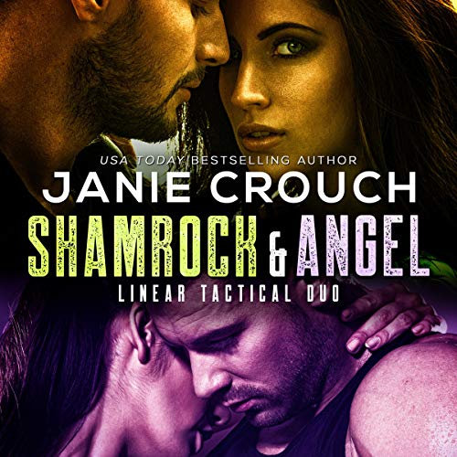 Shamrock & Angel: Linear Tactical Series audiobook cover art