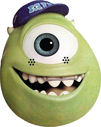 Monsters, Inc Monstres Academy University - Mike -Masque de Visage Fait en Carte Rigide