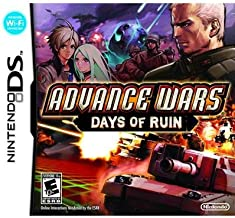 advance wars days of ruin strategy