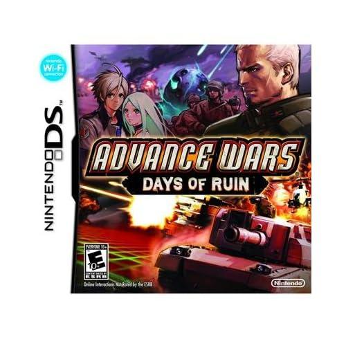 1dfbf5c6672 Amazon.com  Advance Wars  Days of Ruin  Artist Not Provided  Video Games