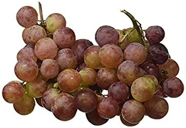 Fresh Grapes, Red (Globe), 500g