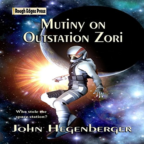 Mutiny on Outstation Zori audiobook cover art
