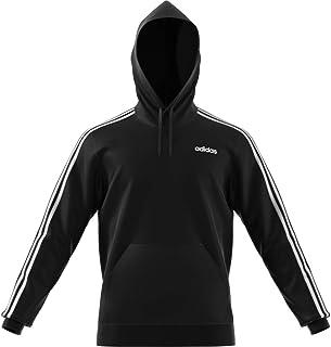 adidas Men's Essentials 3-Stripes Regular Fit Training Hooded Sweatshirt