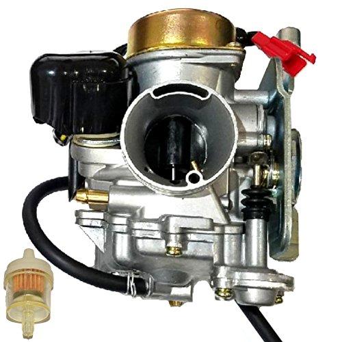 Zoom Zoom Parts Carburetor For 260cc 300cc Manco Talon Linhai Bighorn BMX JCL FS300 ATV UTV Carb