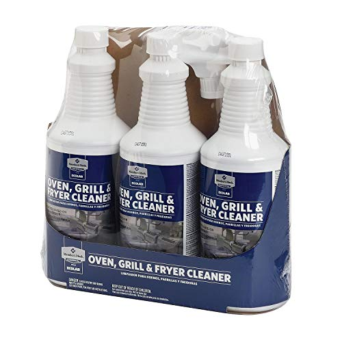 Member's Mark Commerical Oven, Grill and Fryer Cleaner (32 oz., 3 pack.)ES