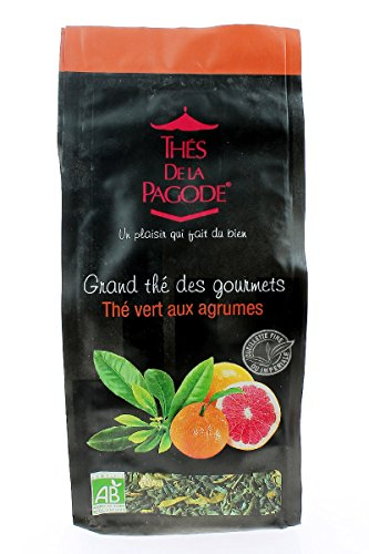 Thés De La Pagode - Gourmet Teas - Thé Noir Darjeeling - 110g