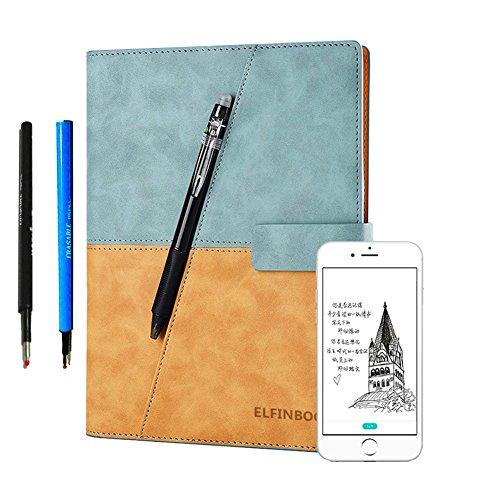 Smart Notebook 3.0 2018 APP Cloud-Speicher Zeichnungsbuch Sketchbook Notizblock (Blau)
