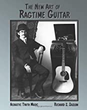 The New Art of Ragtime Guitar: solo guitar compositions and technique