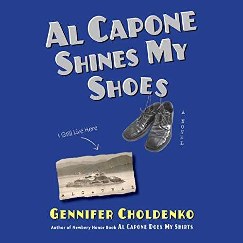 Al Capone Shines My Shoes audiobook cover art