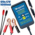 Heagstat Trickle Battery Charger Automatic Smart Battery Maintainer