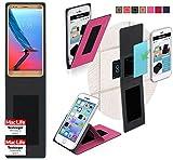 Hülle für ZTE Blade V9 Tasche Cover Hülle Bumper   Pink   Testsieger