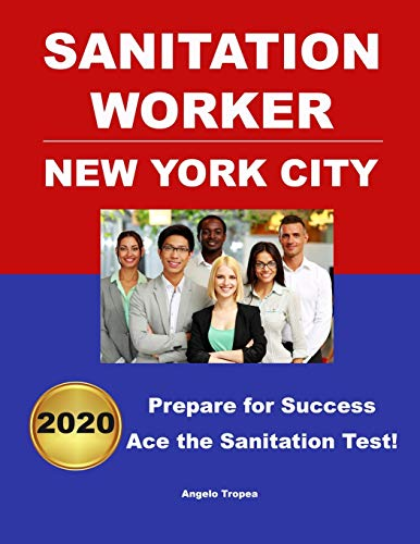 Sanitation Worker Exam 2020 New York City