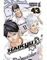 Haikyu!! (Vol. 43) (Target)