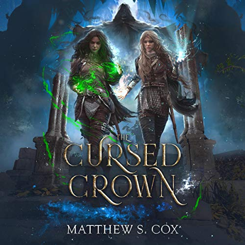 The Cursed Crown cover art