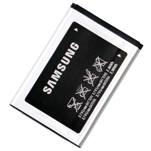 Samsung Li-Ion Akku 800mAh (AB463446BU) C120, C130, C140, D520, E250, E870, E900, i320, M3200 Beat S, X530, X680