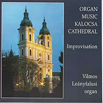Organ Music Kalocsa Cathedral (Improvisation)