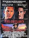 The Outlaws - Kevin Costner - Kevin Kline - Filmposter A1