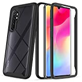 PULEN Full-Body Rugged Designed for Xiaomi Mi Note 10 lite Case,Shock Absorption Shatter-Resistant