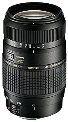 Tamron Macro Zoom Lens for Digital SLR Cameras by Tamron