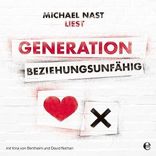 Couverture de Generation Beziehungsunfähig