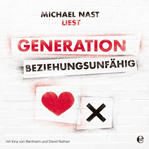 Generation Beziehungsunfähig audiobook cover art
