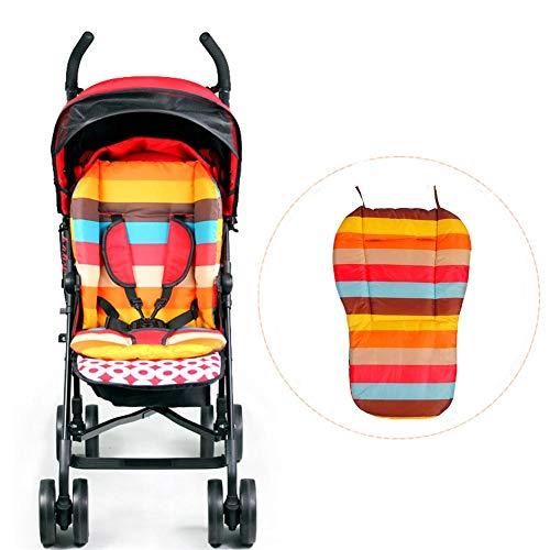rainnao - Asiento Universal para Cochecito de bebé, Suave, cómodo, Transpirable