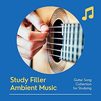 Study Filler Ambient Music: Instrumental Grooves, The Most Soothing Guitar Song Collection for Studying