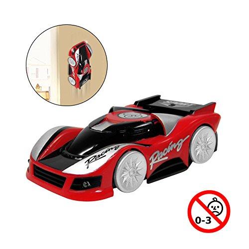 Eaxus® Climb Car ferngesteuertes Auto - Spielzeugauto fährt Wände und Decken entlang