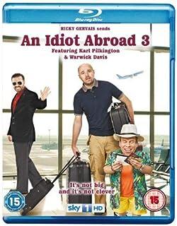 An Idiot Abroad - Series 3 [Reino Unido] [DVD]