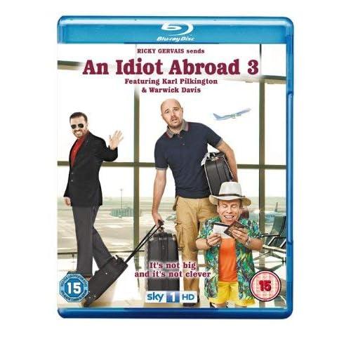 Idiot Abroad: Series 3 [Edizione: Regno Unito] [Edizione: Regno Unito]