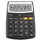Calculator, KARCE KC-540-10, 10-Digits Desktop Calculator, Black