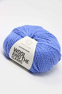 Wool & The Gang - Alpachino Merino Cornflower Blue